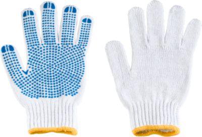 Gebreide handschoen met noppen,  10