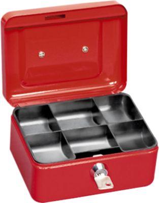 Geldcassette Maul 56101, rood
