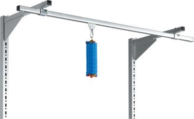 Gereedschapbalans-set, 800 mm rail