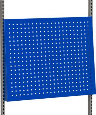 Gereedschapsbord, schuin, 750 x 896 mm
