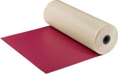 Geschenkpapier-Großrolle, rot/elfenbein