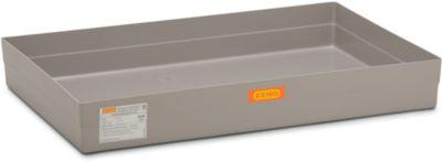 GFK palet-opvangbak 150, zonder bevestigingsmateriaal