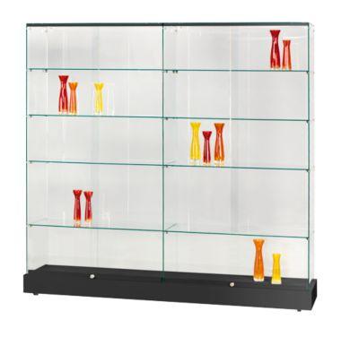 Glazen vitrine model