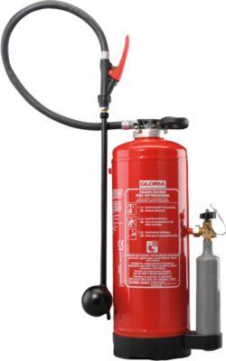 GLORIA-poederbrandblusser P12M