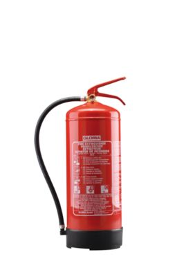 GLORIA-poederbrandblusser PD12GA
