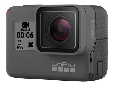 GoPro HERO6 Black - Action-Kamera