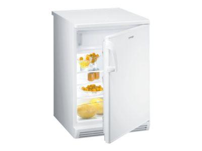 Gorenje RB6093AW - Kühlschrank mit Gefrierfach - Tabletop - eingebaut