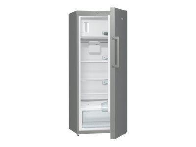 Gorenje RB6153BX - Kühlschrank mit Gefrierfach - freistehend - Gray Metal