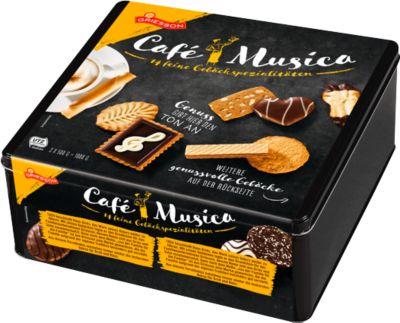 Griesson Koeken Cafe Musica, doos van 1 kg