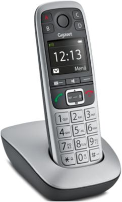 Großtastentelefon Gigaset E560, Seniorentelefon, anologer Anschluss