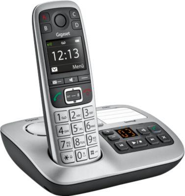 Großtastentelefon Gigaset E560A, Seniorentelefon,mit Anrufbeantworter