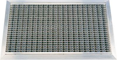 Gummifußmatte, 585 x 385 x 22 mm
