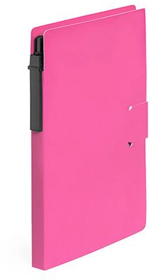 Haftnotizbuch, 70 Seiten, 25 Haftnotizen 76 x 76 mm, pink