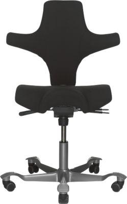 HAG Capisco 8106 Xtreme schwarz, 200mm