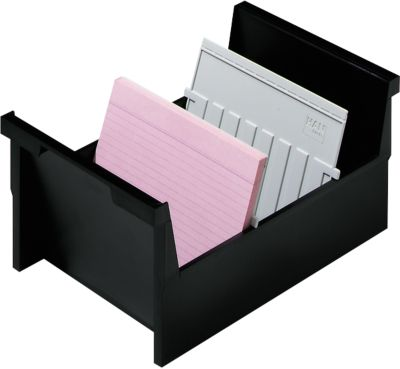 HAN Einsatz-/Einhängetrog, Kunststoff, A4 quer, grau