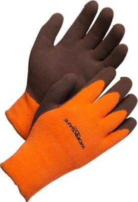 handschoenen Worksafe H50-462W, EN388/EN511, acryl/latex, koude- en warmte-isolatie, maat 9, 6 paar