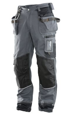 Handwerker Hose dunkelgrau C146