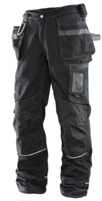 Handwerker Hose schwarz C146