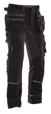 Handwerkerhose Stretch schwarz C146