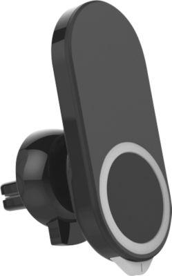Handyhalter Hold 'n' Click Security, magentische Halterung, Lüftungsaufsteckclip
