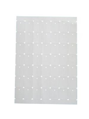 Hang bord met ponsgat, 30x38 mm, 4900 platen, 4900 platen