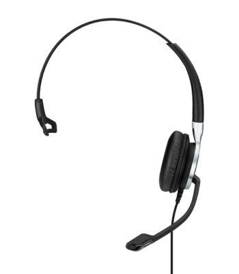 Headset Sennheiser SC 660 USB ML, kabelgebunden, Skype-zertifiziert, binaural, UC-optimiert