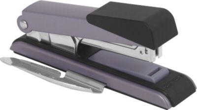 Heftgerät B8 Flat Clinch + 200 Klammern, Stanley Bostitch, chrom/schwarz