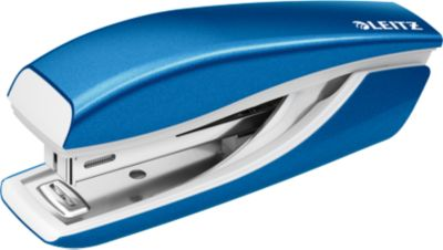 Heftgerät Mini Nexxt WOW 5528, blau