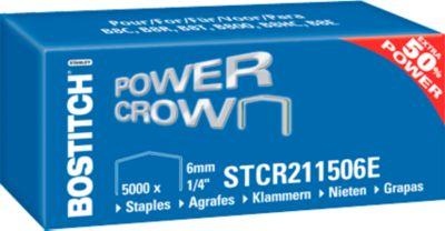 Heftklammern STCR 211506E, f. Hefter B8RD, 5000 St.
