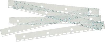 Heftstreifen ibiStrip, PVC-frei, A4, farblos