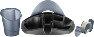 helit bureau organizer  Essentials, zwart, stuk