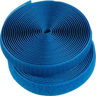 HellermannTyton klittenband, b 12 x l 1000 mm, blauw