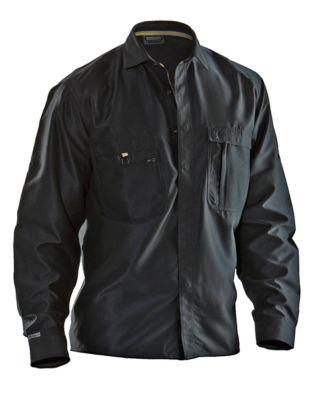 Hemd schwarz XXXL