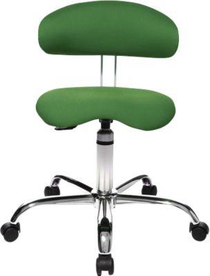 Hocker Sitness 40, 3-dimensional beweglich, grün