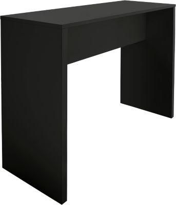 Hoge tafel POINT, B 1200 mm, zwart