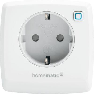 Homematic IP Schaltsteckdose, ein- und ausschalten, Smart Home