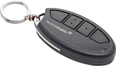 Homematic IP Schlüsselbundfernbedienung, 4 Tasten, universell einsetzbar, Smart Home