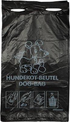 Hondenpoep zakjes, zwart, 2000 stuks