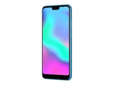 Honor 10 - Phantom Blue - 4G LTE - 128 GB - GSM - Smartphone