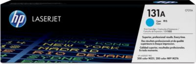 HP Color LaserJet CF211A Druckkassette, cyan