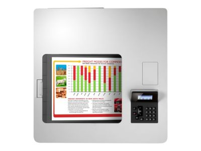 HP Color LaserJet Enterprise M553dn - Drucker - Farbe - Laser