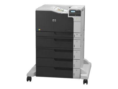 HP Color LaserJet Enterprise M750xh - Drucker - Farbe - Laser