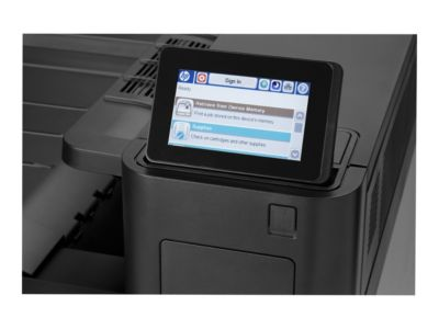 HP Color LaserJet Enterprise M855xh - Drucker - Farbe - Laser