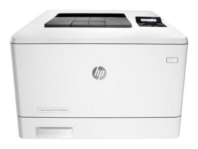 HP Color LaserJet Pro M452nw - Drucker - Farbe - Laser