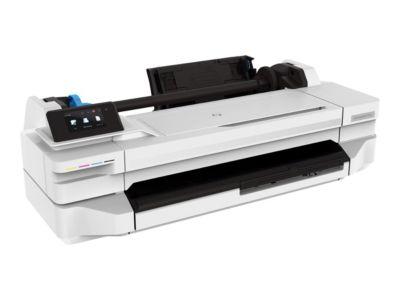 HP DesignJet T125 - Großformatdrucker - Farbe - Tintenstrahl