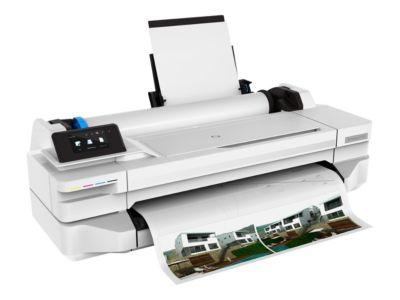 HP DesignJet T130 - Großformatdrucker - Farbe - Tintenstrahl