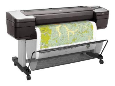HP DesignJet T1700 PostScript - Großformatdrucker - Farbe - Tintenstrahl