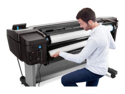 HP DesignJet T1700dr PostScript - Großformatdrucker - Farbe - Tintenstrahl