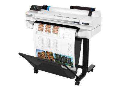 HP DesignJet T530 - Großformatdrucker - Farbe - Tintenstrahl