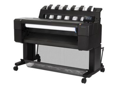 HP DesignJet T930 - Großformatdrucker - Farbe - Tintenstrahl